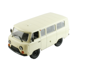Микроавтобусы в серии автолегенды СССР уаз 452В De Agostini